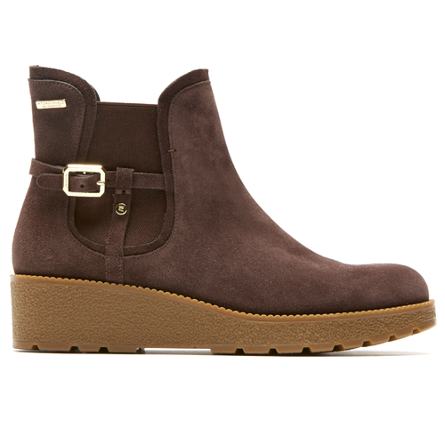 Winter St. Gore Bootie Women's Boots in Brown